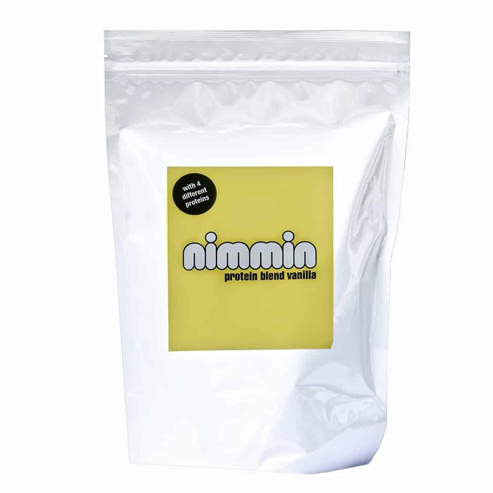 nimmin proteinblend vanilla